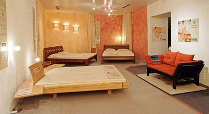 calypso das fachgesch ft f r naturm bel gesundes schlafen und ergonomisches sitzen in esslingen. Black Bedroom Furniture Sets. Home Design Ideas